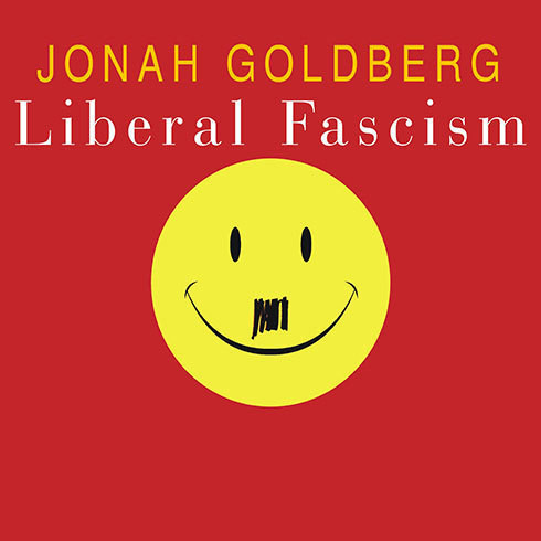 Printable Liberal Fascism: The Secret History of the American Left from Mussolini to the Politics of Meaning Audiobook Cover Art