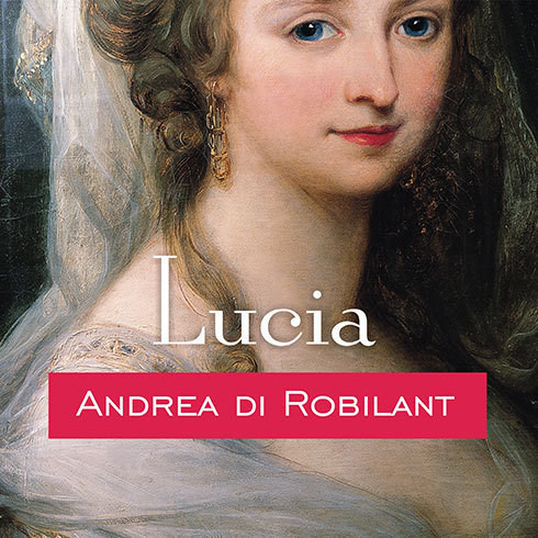 Printable Lucia: A Venetian Life in the Age of Napoleon Audiobook Cover Art