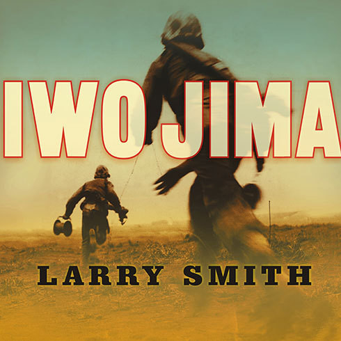 Printable Iwo Jima: World War II Veterans Remember the Greatest Battle of the Pacific Audiobook Cover Art