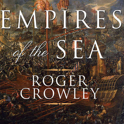 Printable Empires of the Sea: The Siege of Malta, the Battle of Lepanto, and the Contest for the Center of the World Audiobook Cover Art