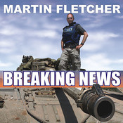 Breaking News: A Stunning and Memorable Account of Reporting from Some of the Most Dangerous Places in the World, by Martin Fletcher