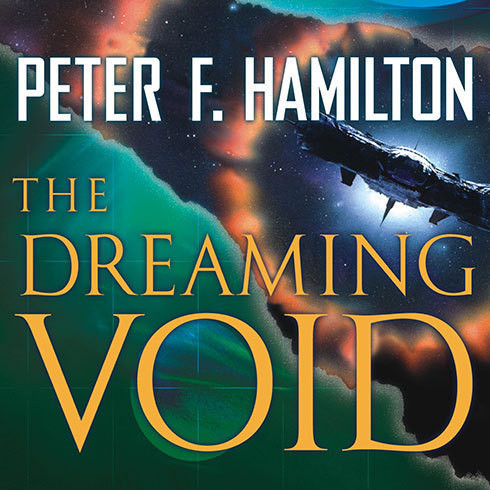 Printable The Dreaming Void Audiobook Cover Art