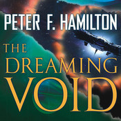 The Dreaming Void Audiobook, by Peter F. Hamilton