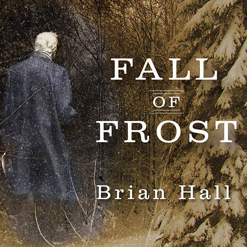 Printable Fall of Frost: A Novel Audiobook Cover Art