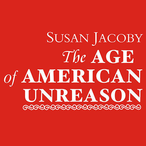 Printable The Age of American Unreason Audiobook Cover Art