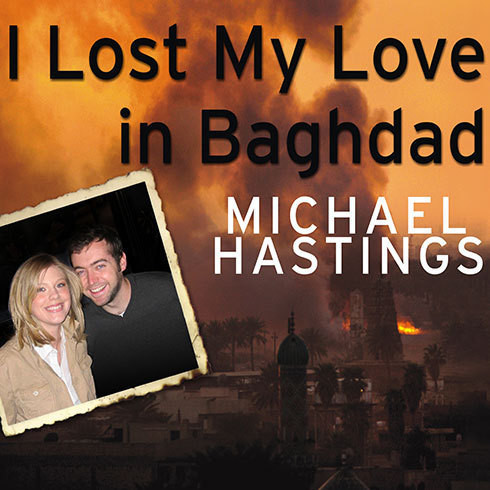 Printable I Lost My Love in Baghdad: A Modern War Story Audiobook Cover Art