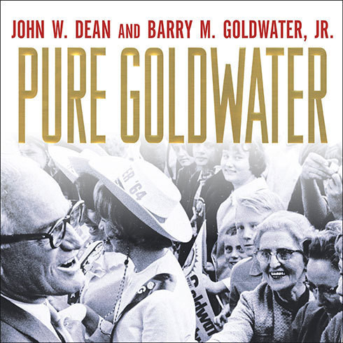 Printable Pure Goldwater Audiobook Cover Art