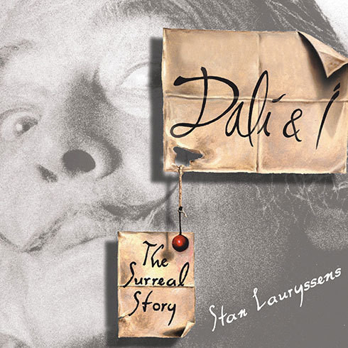 Printable Dalí & I: The Surreal Story Audiobook Cover Art