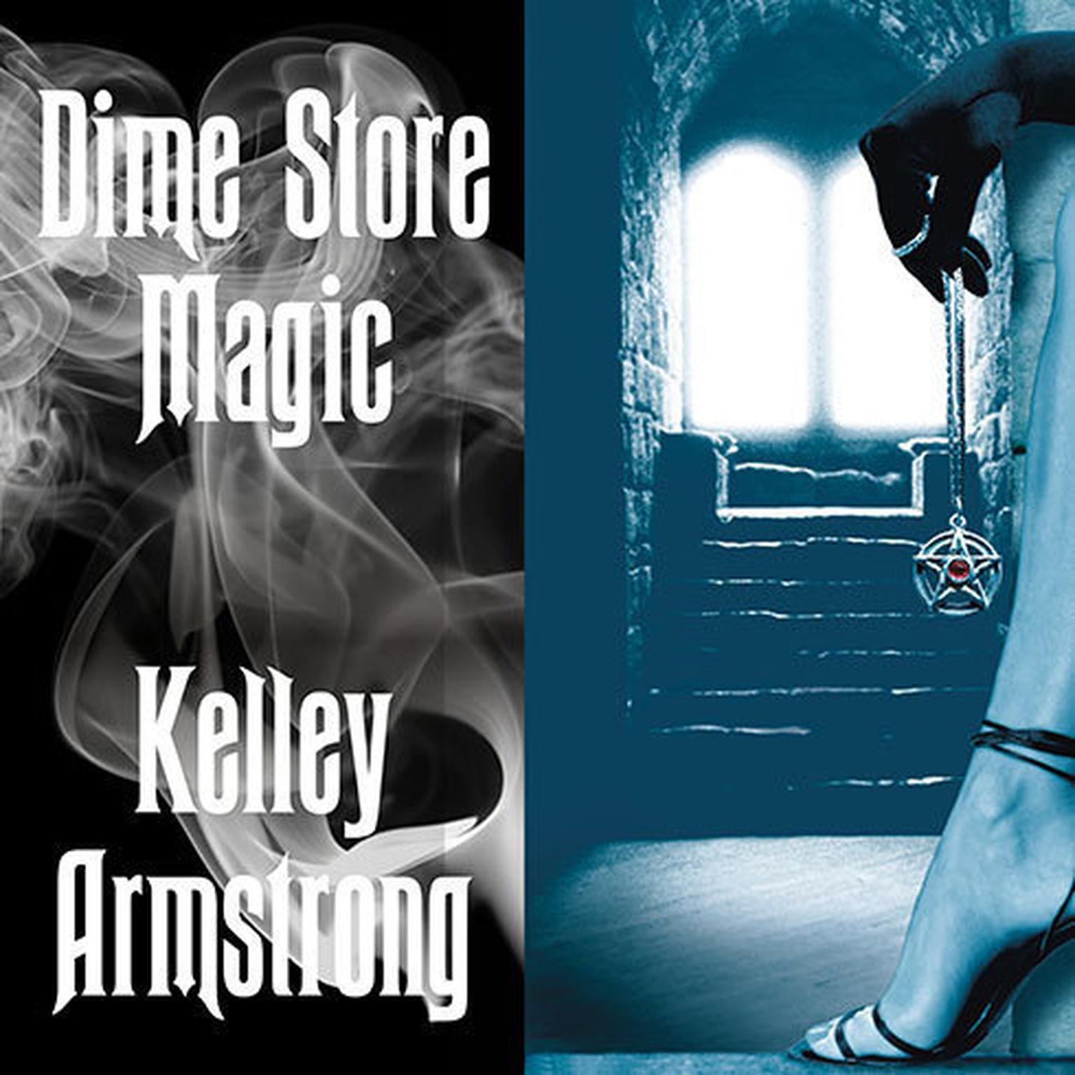 Printable Dime Store Magic Audiobook Cover Art