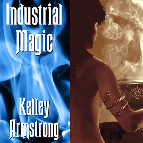 Printable Industrial Magic Audiobook Cover Art
