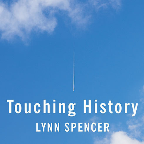 Printable Touching History: The Untold Story of the Drama that Unfolded in the Skies over America on 9/11 Audiobook Cover Art