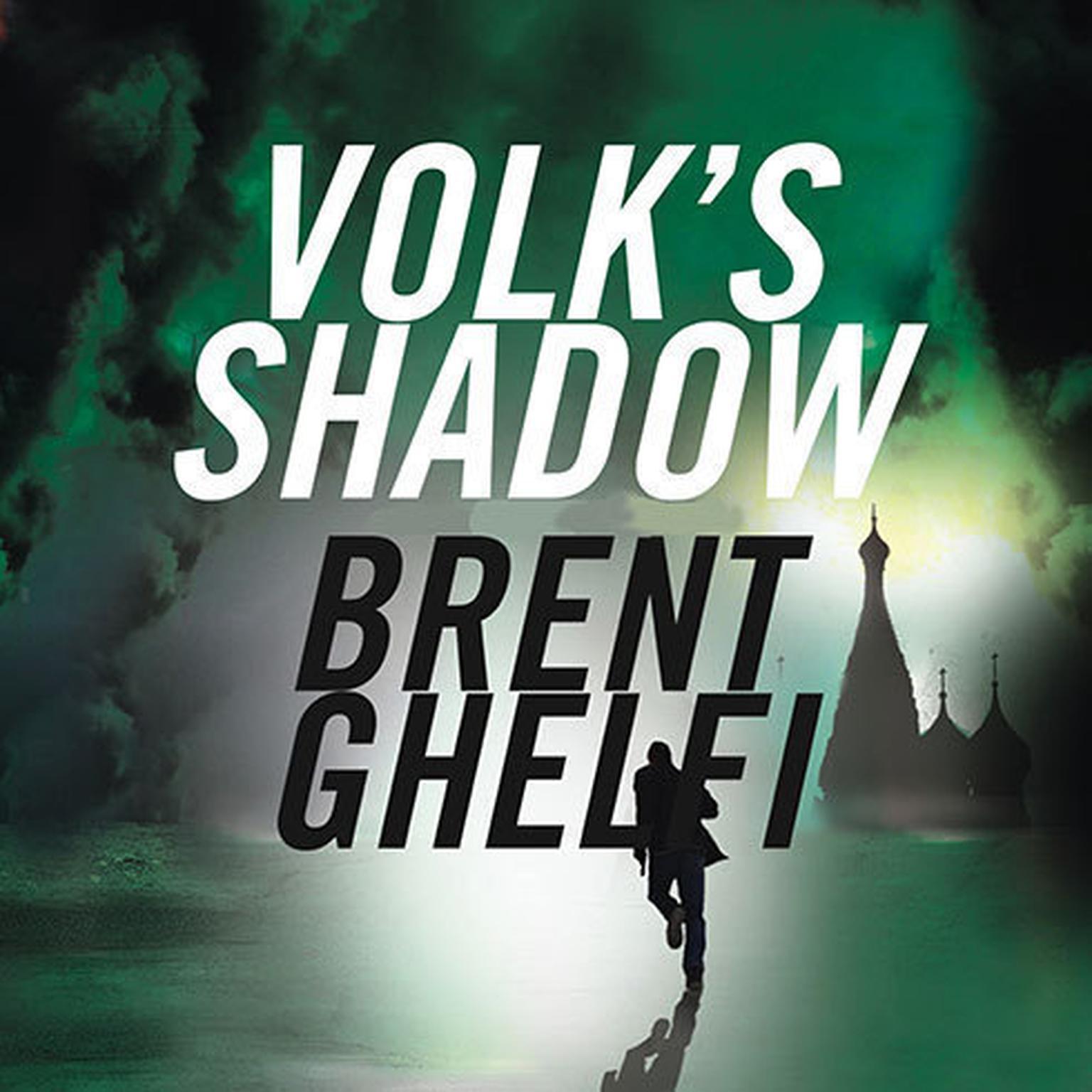 Printable Volk's Shadow: A Novel Audiobook Cover Art