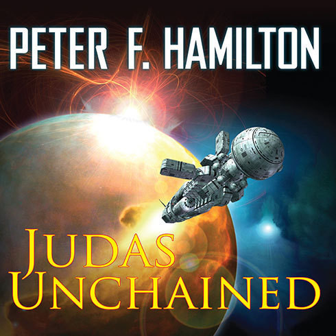 Printable Judas Unchained Audiobook Cover Art
