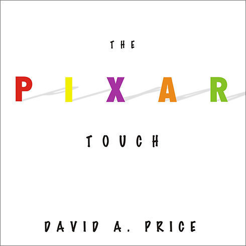 Printable The Pixar Touch: The Making of a Company Audiobook Cover Art