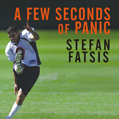 Printable A Few Seconds of Panic: A 5-Foot-8, 170-Pound, 43-Year-Old Sportswriter Plays in the NFL Audiobook Cover Art