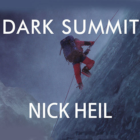 Printable Dark Summit: The True Story of Everest's Most Controversial Season Audiobook Cover Art