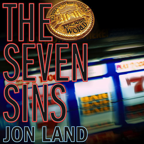 Printable The Seven Sins: The Tyrant Ascending Audiobook Cover Art