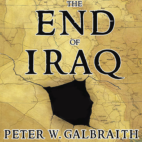 Printable The End of Iraq: How American Incompetence Created a War without End Audiobook Cover Art