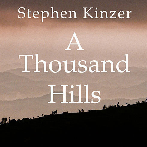 Printable A Thousand Hills: Rwanda's Rebirth and the Man Who Dreamed It Audiobook Cover Art