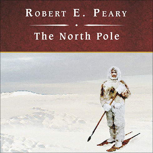 Printable The North Pole Audiobook Cover Art