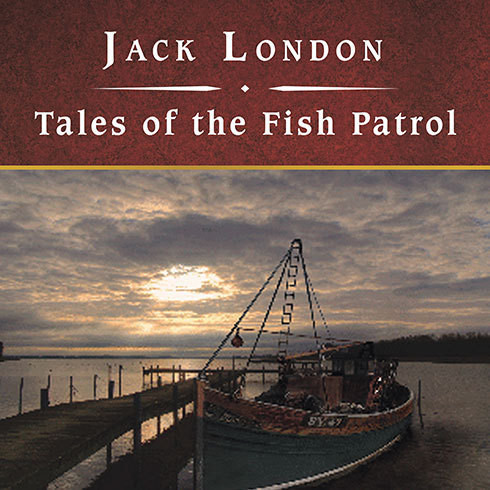 Printable Tales of the Fish Patrol Audiobook Cover Art