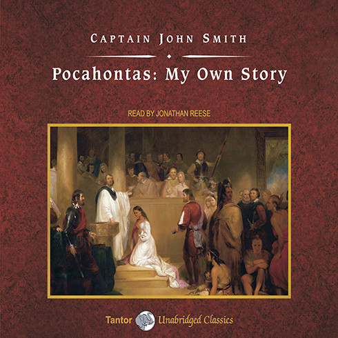 Printable Pocahontas: My Own Story Audiobook Cover Art
