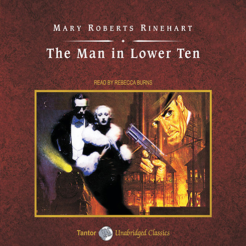 Printable The Man in Lower Ten Audiobook Cover Art