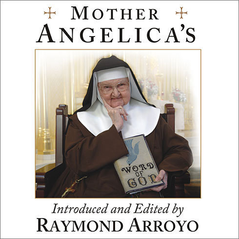 Printable Mother Angelica's Private and Pithy Lessons from the Scriptures Audiobook Cover Art