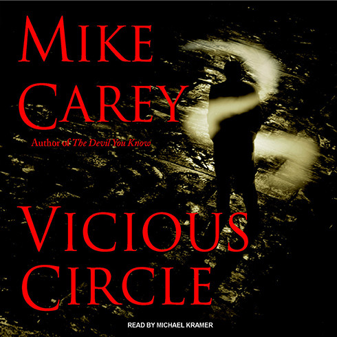 Printable Vicious Circle Audiobook Cover Art