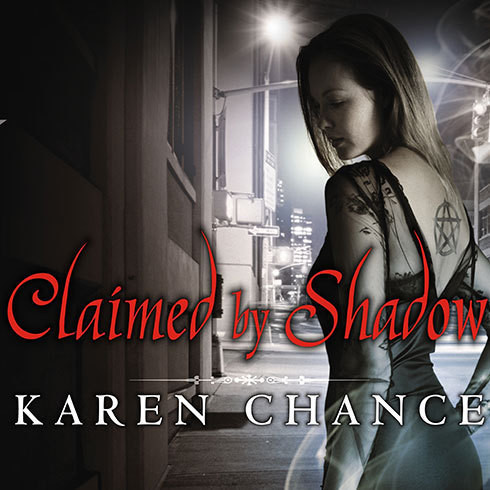 Printable Claimed by Shadow Audiobook Cover Art