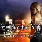 Embrace the Night Audiobook, by Karen Chance