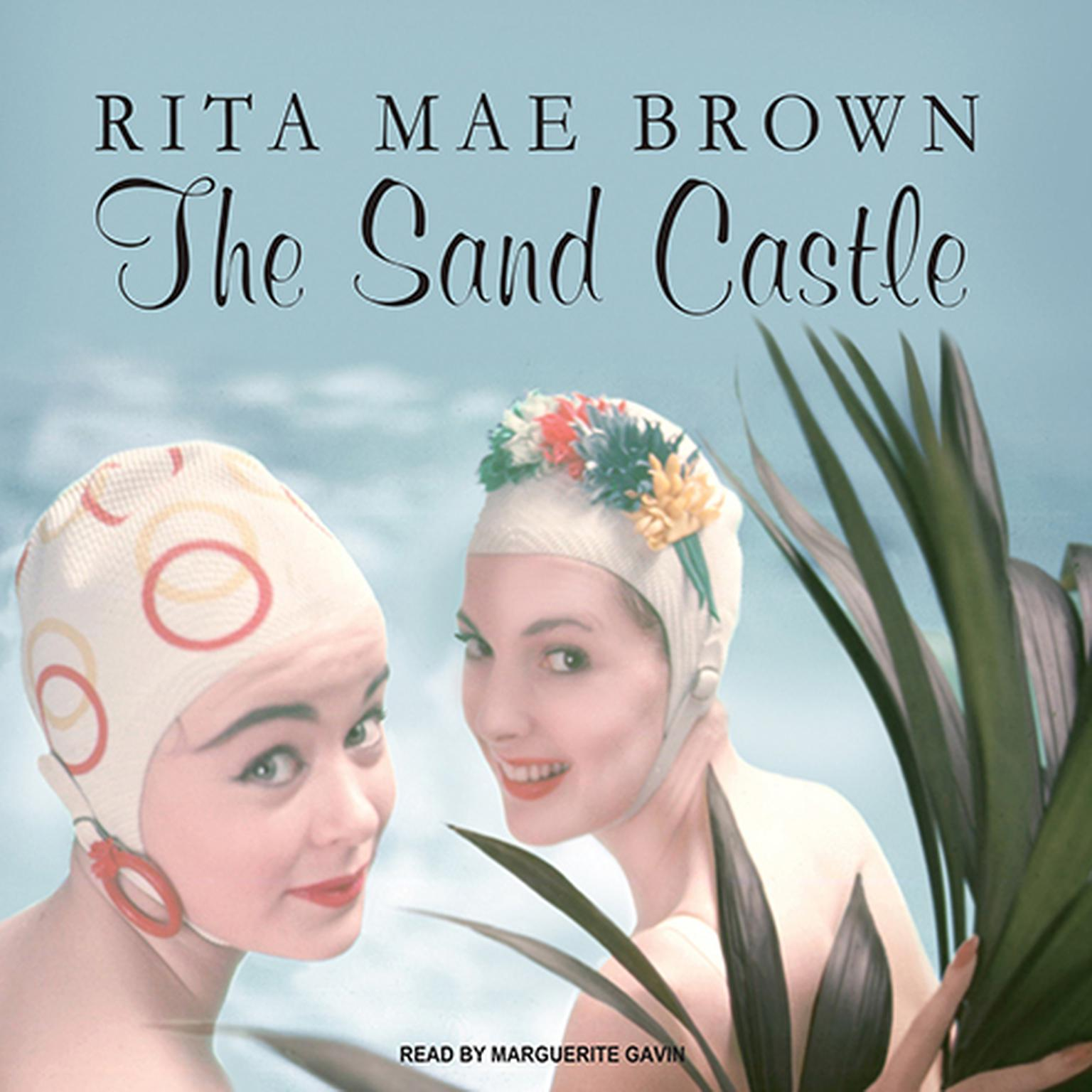 Printable The Sand Castle Audiobook Cover Art