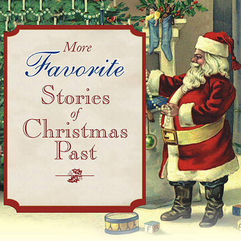 Printable More Favorite Stories of Christmas Past Audiobook Cover Art