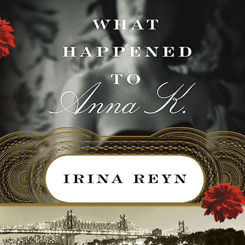 Printable What Happened to Anna K.: A Novel Audiobook Cover Art