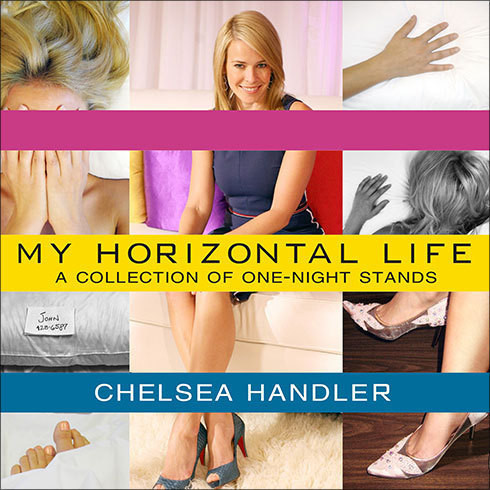 Printable My Horizontal Life: A Collection of One-Night Stands Audiobook Cover Art
