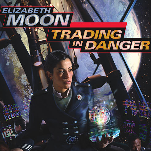 Printable Trading in Danger Audiobook Cover Art