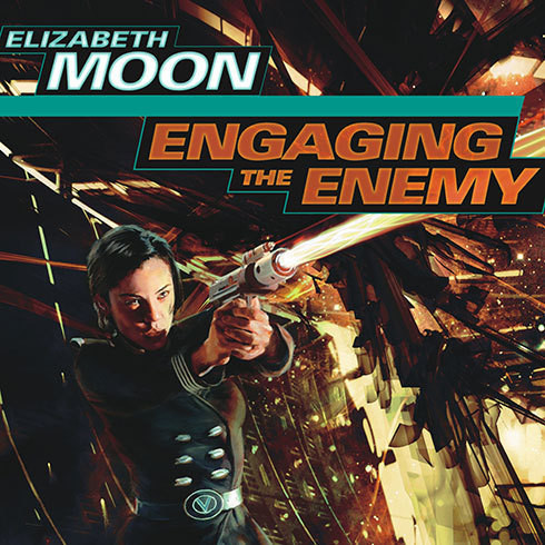 Printable Engaging the Enemy Audiobook Cover Art