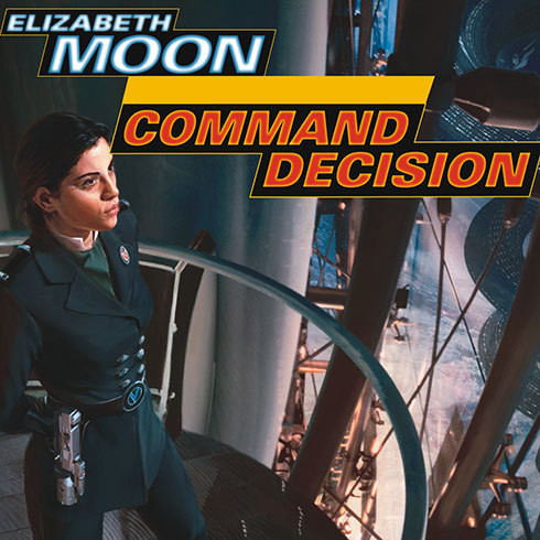 Printable Command Decision Audiobook Cover Art