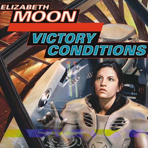 Printable Victory Conditions Audiobook Cover Art