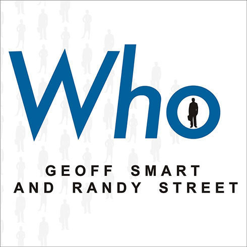 Printable Who: The A Method for Hiring Audiobook Cover Art