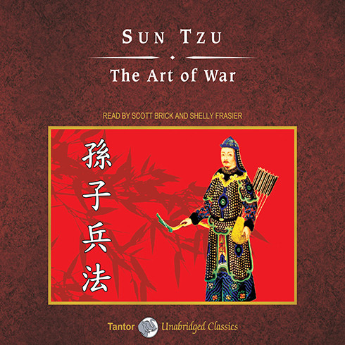 Printable The Art of War: The Oldest Military Treatise in the World Audiobook Cover Art