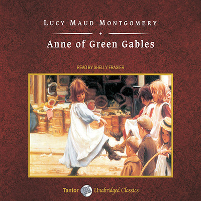 Anne of Green Gables, with eBook Audiobook, by