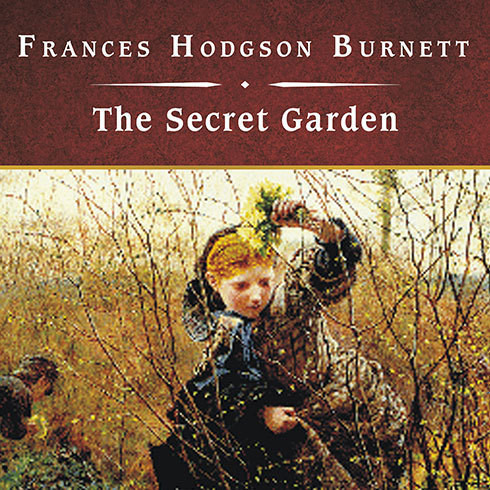 Printable The Secret Garden Audiobook Cover Art