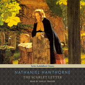 The Scarlet Letter, with eBook Audiobook, by Nathaniel Hawthorne