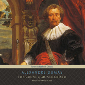 The Count of Monte Cristo, with eBook Audiobook, by Alexandre Dumas