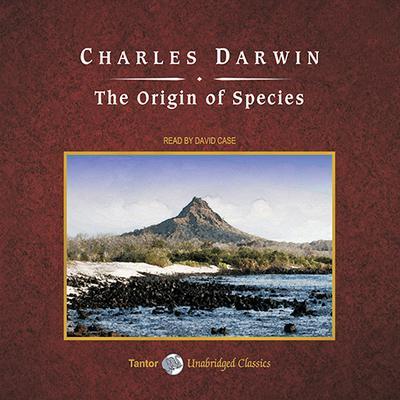 The Origin of Species, with eBook Audiobook, by