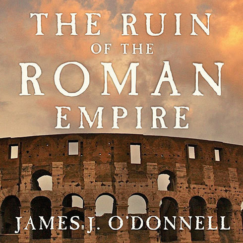 Printable The Ruin of the Roman Empire: A New History Audiobook Cover Art