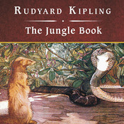 The Jungle Book Audiobook, by Rudyard Kipling, Rebecca Burns