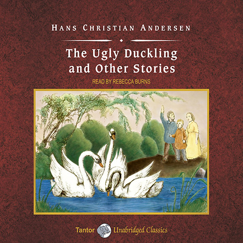 Printable The Ugly Duckling, and Other Stories Audiobook Cover Art