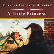 A Little Princess Audiobook, by Frances Hodgson Burnett, Rebecca Burns